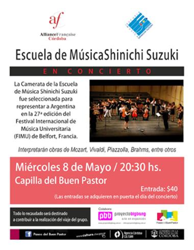 concierto suzuki pagina
