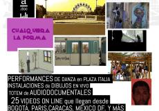 Vº ENCUENTRO y Iº FORO CIUDADES VISIBLES / Edición 2014