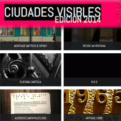 ciudades visibles 2014