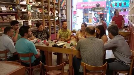 Conversatorios Interculturales Ciudades Visibles  2015